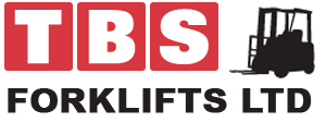 TBS Forklifts Ltd Logo